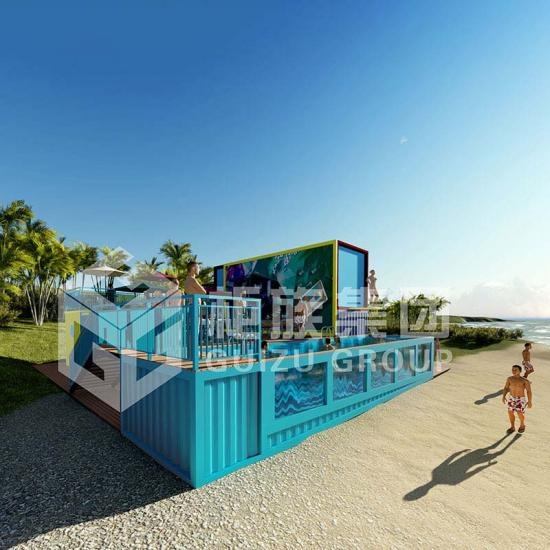 movable swimming pool