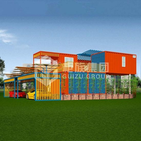 container living house